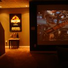 NEW CONSTRUCTION MOVIE THEATER FRAME BACKLIT LIGHTBOX