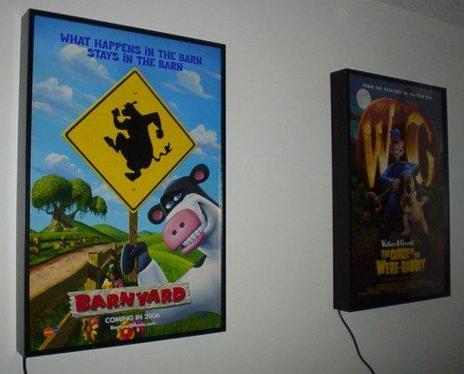 Hobbies Crafts Display Poster