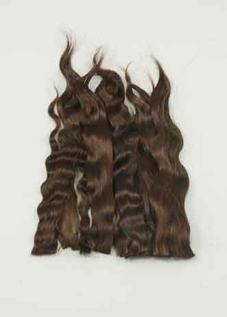 Mohair Ultra Quality: Dark Brown