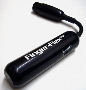 Finger Flex (Black) Massager