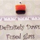 Fused Glass Pendant #230