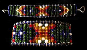 Bead Weaveless Bracelet - XO