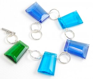 Trapazoid Bracelet