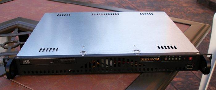 Supermicro SuperServer 5015M-MRB