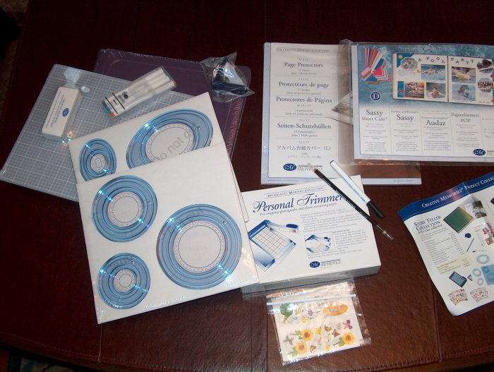 Scrap Booking Designer Kit