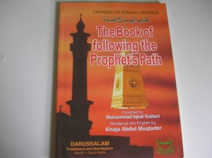 The book of following the Prophets path