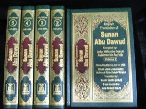 Sunan Abu Dawud 5 Volume