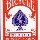 Bicycle Red Standard Index