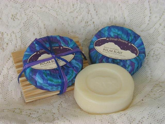 Polar Blast Soap