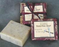 Handy Man plus Manly Man Soap