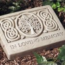 Celtic Tree Engraved 'IN LOVING MEMORY' 5042LM