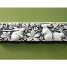 Bramble Bunnies - Designer White 1159W