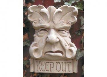 Keep Out - Terra Cotta 197TC