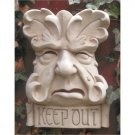 Keep Out - Designer White 197W