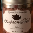 Earl Grey Loose Tea 4oz Tin