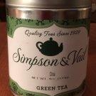Green Chai Loose Tea 4oz Tin