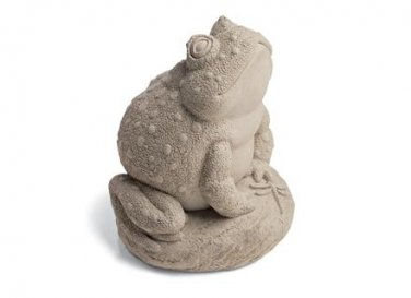 Angus the Toad - Terra Cotta 328TC