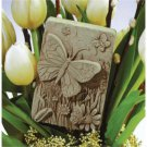 Butterfly Meadow - Designer White - 739W