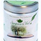 Walt Whitman's Green Tea Blend 4 oz Tin