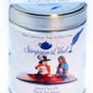 Lewis Carroll's Black Tea Blend 4 oz tin