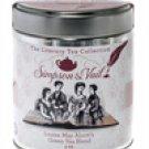 Louisa May Alcott's Green Tea Blend 4 oz Tin
