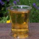 Insulated Glass Mug  10 oz.