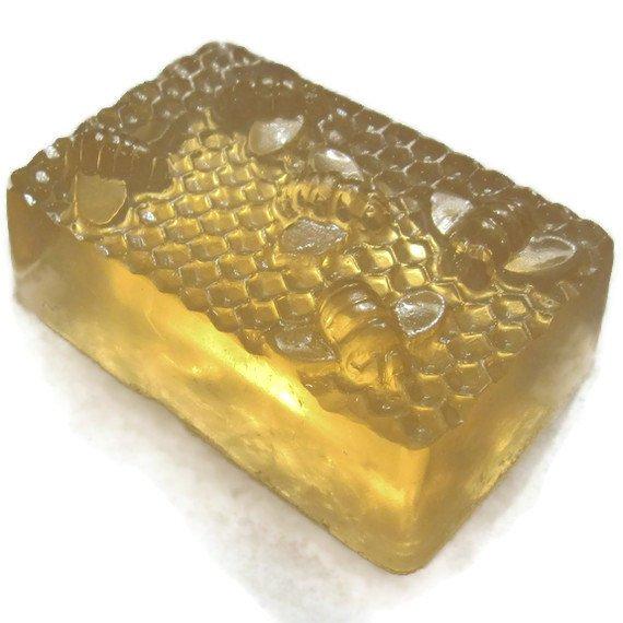 Honey soap- 4 oz
