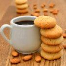 Amaretto Coffee- whole bean