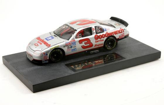 DALE EARNHARDT MOVIE THE WINSTON SILVER SELECT 1/24 ACTION-QVC NASCAR DIECAST