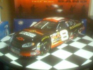 DALE EARNHARDT JR. 2004 CHEVY ROCK & ROLL DAVE MATTHEWS 1/24 ACTION RCCA NASCAR DIECAST