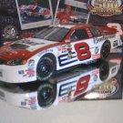 DALE EARNHARDT JR 2004 FEB 15 BOD DAYTONA WIN LIQUID COLOR 1/24 ACTION  NASCAR DIECAST