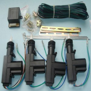 Car Central Control Locking and Alarm