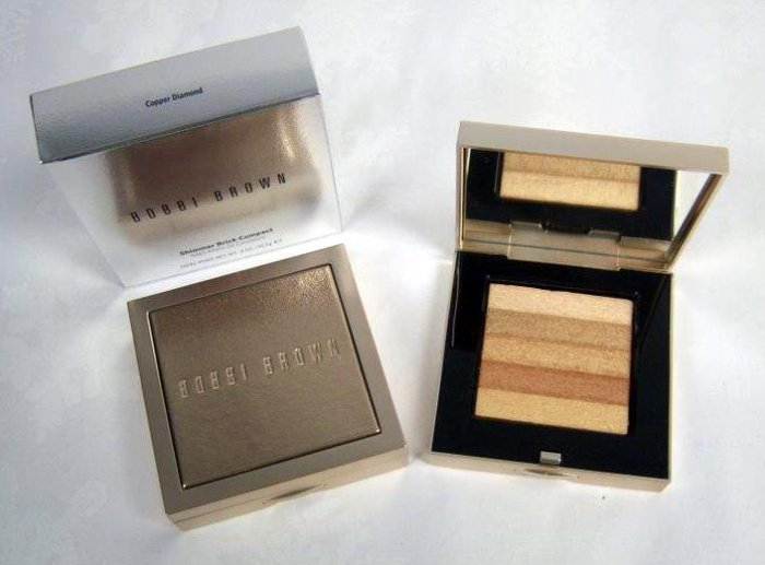 Ltd. Ed. BOBBI BROWN Shimmer Brick ~ COPPER DIAMOND ~