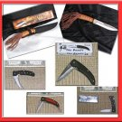 Wholesale Lot 5 knives, 1 lg and 4 folders NEW in BOXES