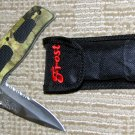 Camo Delta Ranger 440 Stainless Tactical