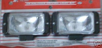 halogen driving light kit