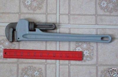 """24"""" aluminum wrench"""