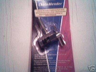 CHAIN MENDER