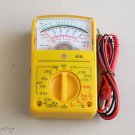 "Palm-Size Analog Multimeter - 2-1/2"" x 4"""