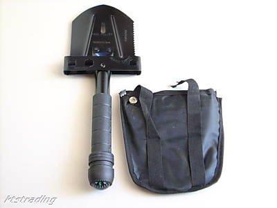 """12"""" Survival Shovel - for multipurpose emergency!"""