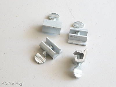 4 pcs sliding window locks