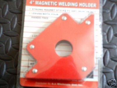"4"" MAGNETIC HOLDER"