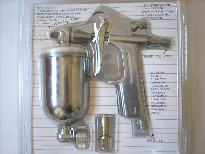 Mini Air Spray Gun