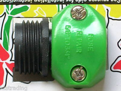 Water Hose Repair Male Coupling