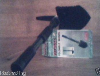 Mini Folding Shovel and Pick