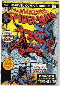 Amazing Spider-Man #134 Comic Book