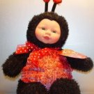 Kostume Kids Lady Bug