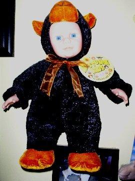 Kostume Kids Monkey
