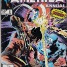 Captain America Annual #8 Comic Book