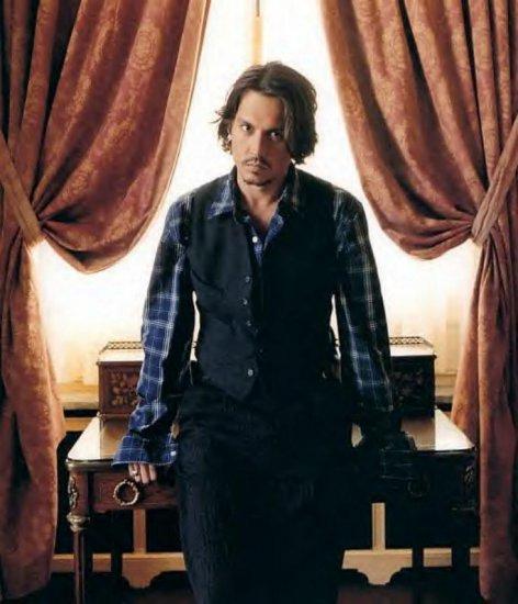 Johnny Depp ~ 7